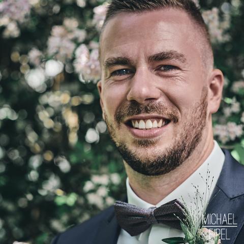 Bräutigam – Hochzeitsfotografie
