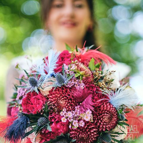 Brautstrauß – Hochzeitsfotografie