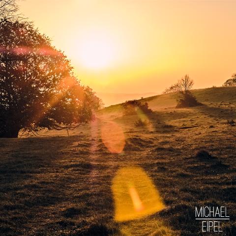 Sonnenaufgang im Donau-Ries – Landschaftsfotografie