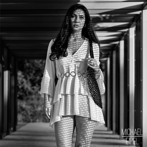Fashion Black & White – Portrait