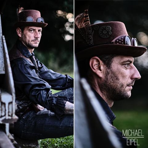 Steampunk | Wild West – Portrait