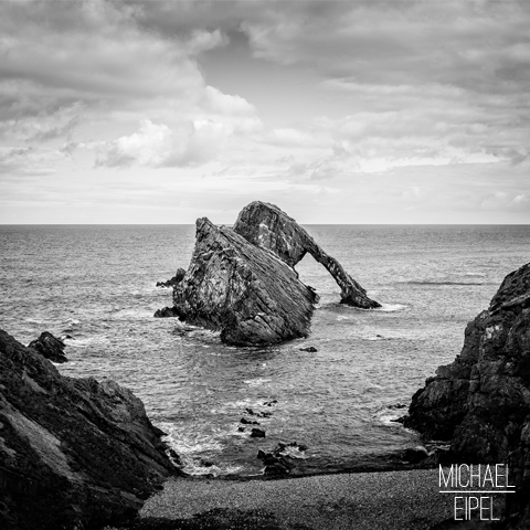 Bow Fiddle Rock – Schottland