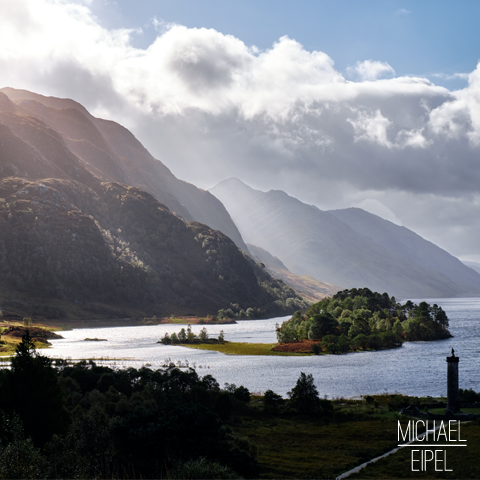 Glenfinnan Monument – Schottland