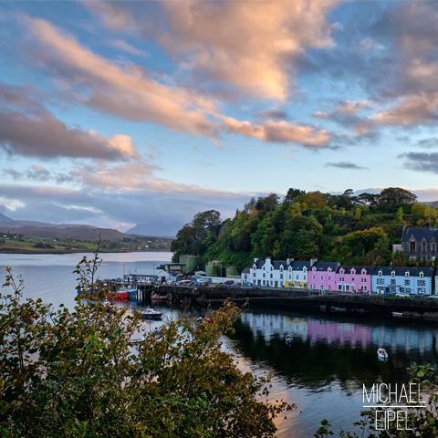 Portree - Isle of Skye – Schottland