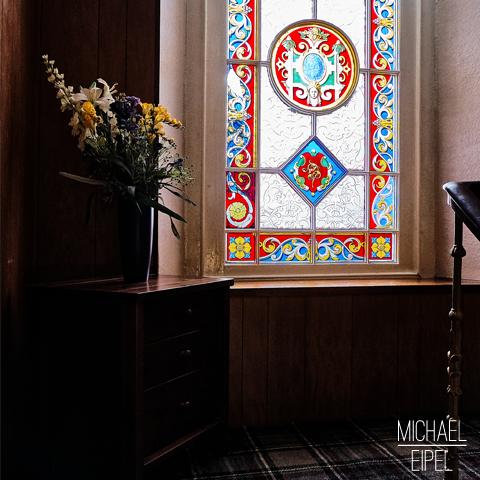 Buntes Fenster – Schottland