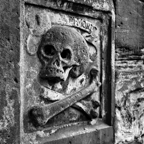 Grabstein Greyfriars Kirkyard – Schottland