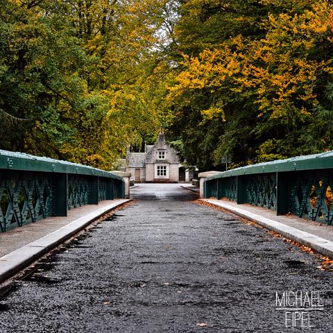 Brücke zum Balmoral-Castle – Schottland