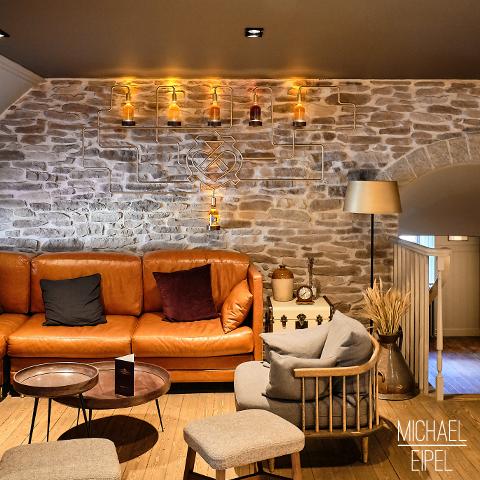 Visitor center Chivas – Strathisla Destillery – Schottland