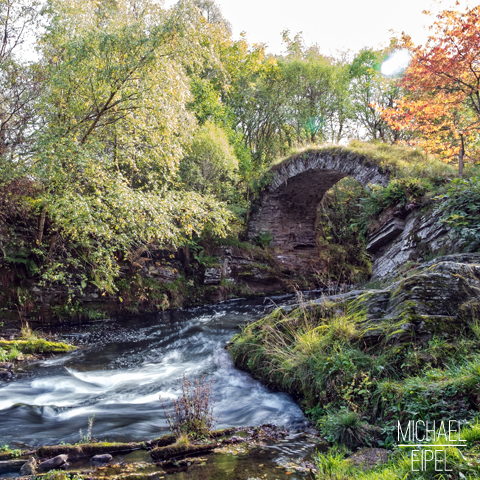 Old Bridge of Livet – Schottland
