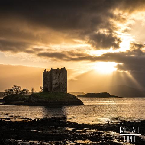 Castle Stalker – Schottland