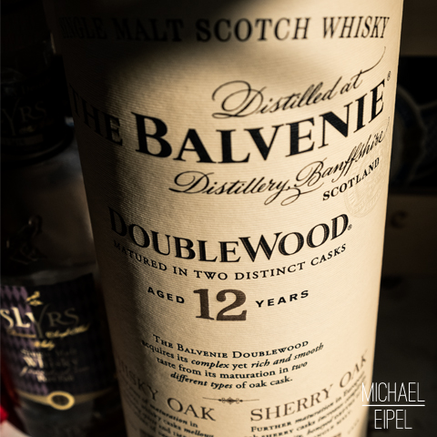 Balvenie Doublewood Whisky – Stilllife