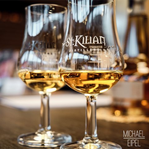 Whisky Tasting St. Kilian Destillerie – Stilllife
