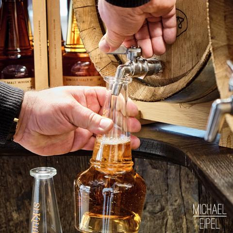 Handfilled Whisky St. Kilian Destillerie – Stilllife