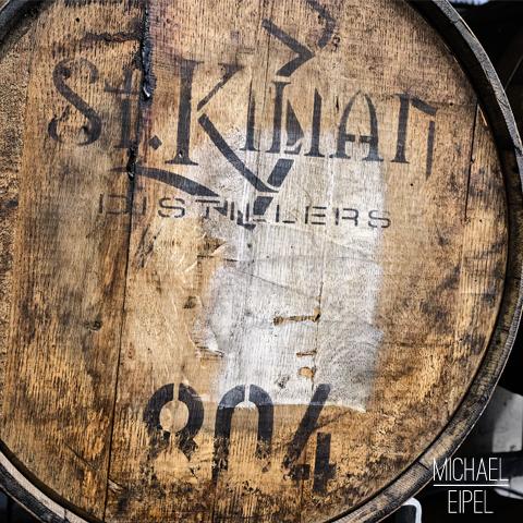Whiskyfass St. Kilian Destillerie – Stilllife